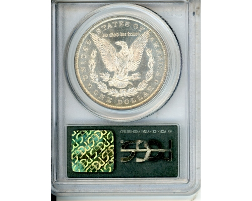 PMJ Coins & Collectibles, Inc. 1884 O $1 PCGS MS65DMPL