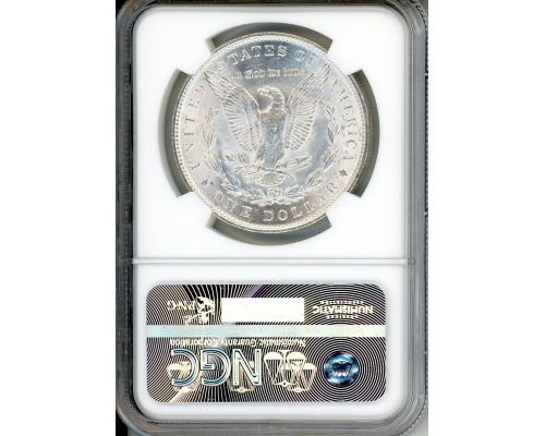 PMJ Coins 1888 $1 NGC MS63 VAM-12A DDR & Clash Hot 50