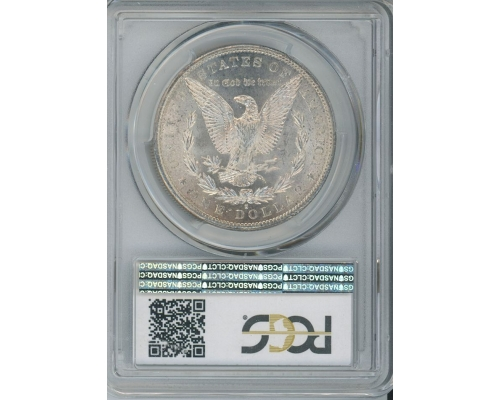 PMJ Coins & Collectibles, Inc. 1886 S $1 PCGS MS62