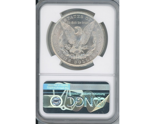 PMJ Coins 1882 CC $1 NGC MS63