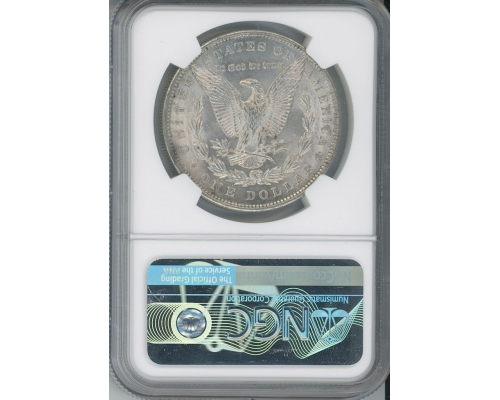 PMJ Coins & Collectibles, Inc. 1891 P $1 NGC MS62