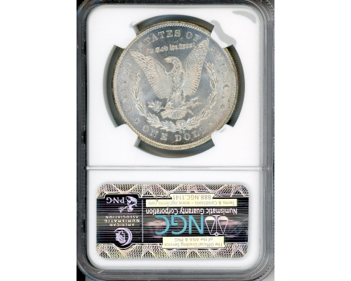 PMJ Coins 1878 CC $1 NGC MS64