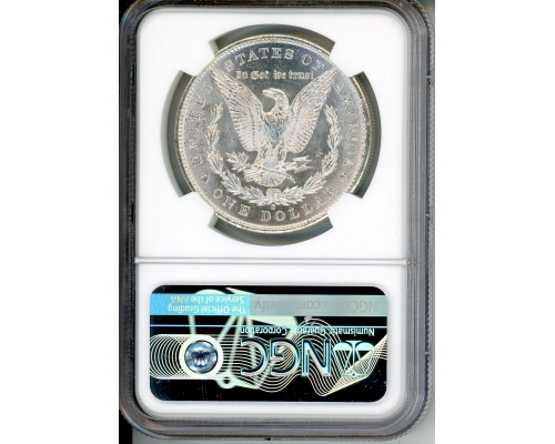 PMJ Coins 1880/9 S $1 NGC MS63 VAM-11 Medium S Hot 50 Gene L. Henry Legacy Collection