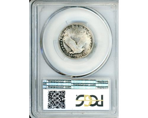 PMJ Coins 1917 25C PCGS MS64FH Type 1