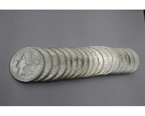 PMJ Coins 1882 O Morgan Dollar Roll