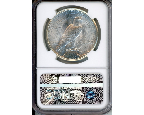 PMJ Coins 1922 S $1 NGC MS61