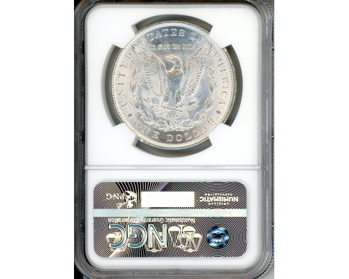 PMJ Coins & Collectibles, Inc. 1888 $1 NGC MS63 VAM-12A DDR & Clash Hot 50