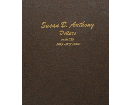 Susan B. Anthony BU & PF Susan B Anthony Album (1979-1999)