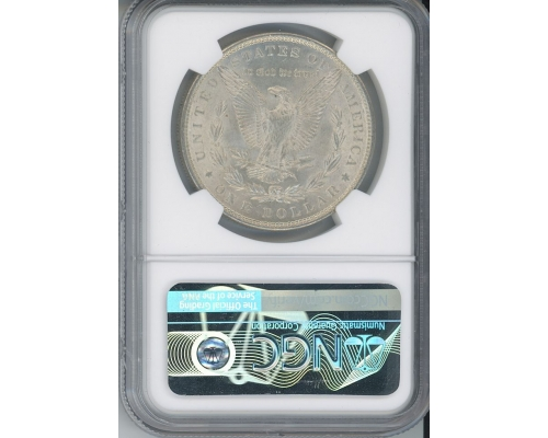 PMJ Coins & Collectibles, Inc. 1890 P $1 NGC MS63