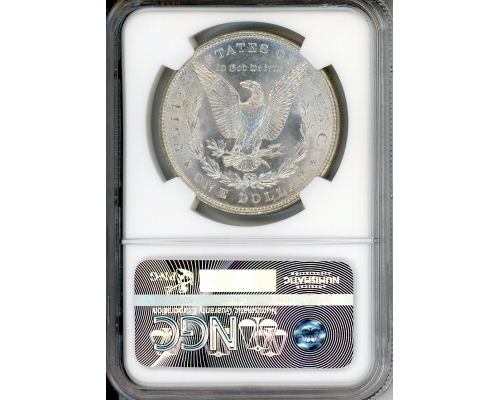 PMJ Coins 1888 $1 NGC MS62 VAM-16A Wreath & Gouge Hot 50
