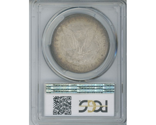 PMJ Coins & Collectibles, Inc. 1891 P $1 PCGS  MS62