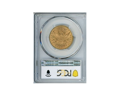 PMJ Coins & Collectibles, Inc. 1881 $10 Gold PCGS MS61
